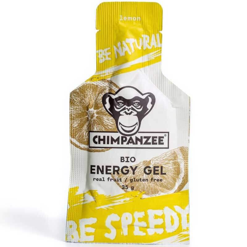 Energetinis gelis CHIMPANZEE citrinų skonio 35g