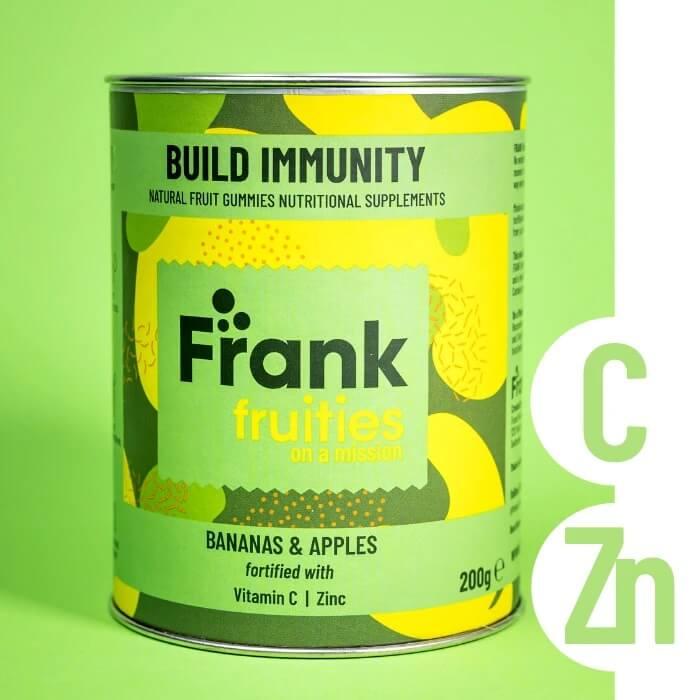Frank Fruities - BUILD IMMUNITY