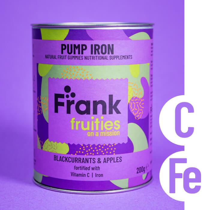 Frank Fruities - PUMP IRON